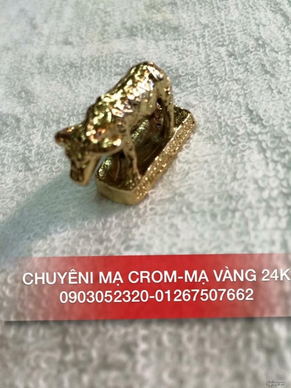 Nhận mạ crom-mạ vàng 24k vỏ điện thoại - 5