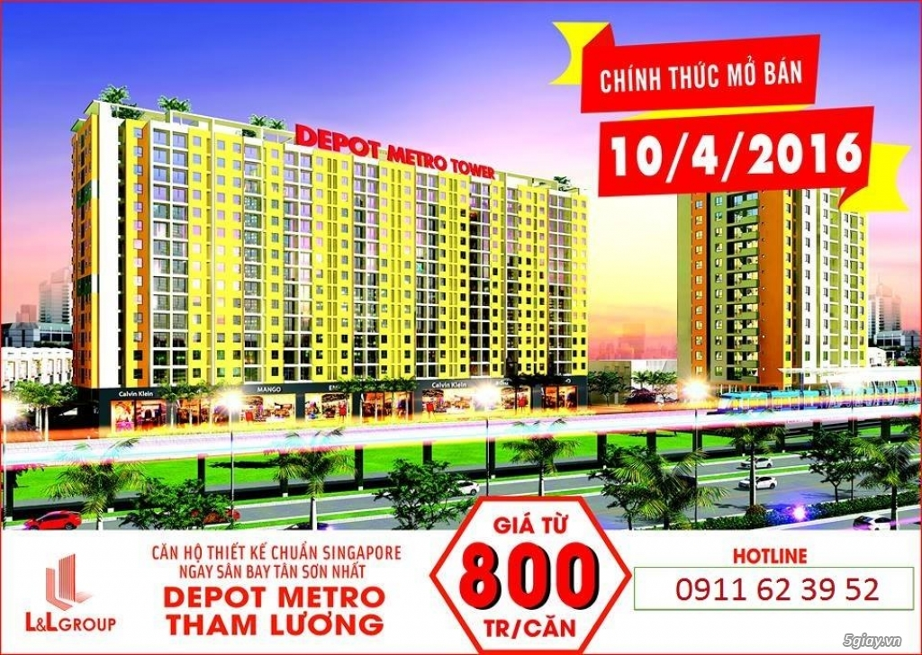 Căn Hộ Rivera Park Saigon Quận 10, CĐT Long Giang