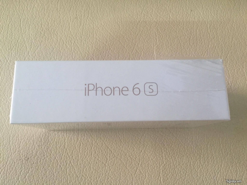 iPhone 6S 16GB Rose Gold Nguyên Seal