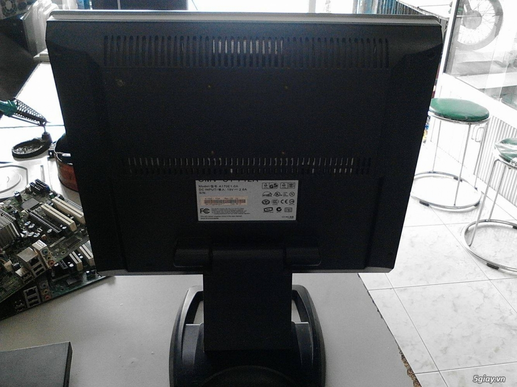 Bán màn hình máy tính cũ CT-712A giá rẻ siêu bền - 1