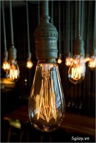 Bóng đèn dây tóc cổ điển chuyên dùng trang trí nội thất - 18