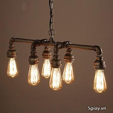Bóng đèn dây tóc cổ điển chuyên dùng trang trí nội thất - 14