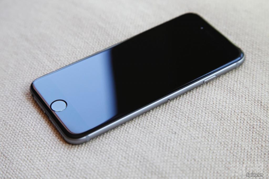 iphone 6 128Gb đen 99% Mỹ fullbox - 1