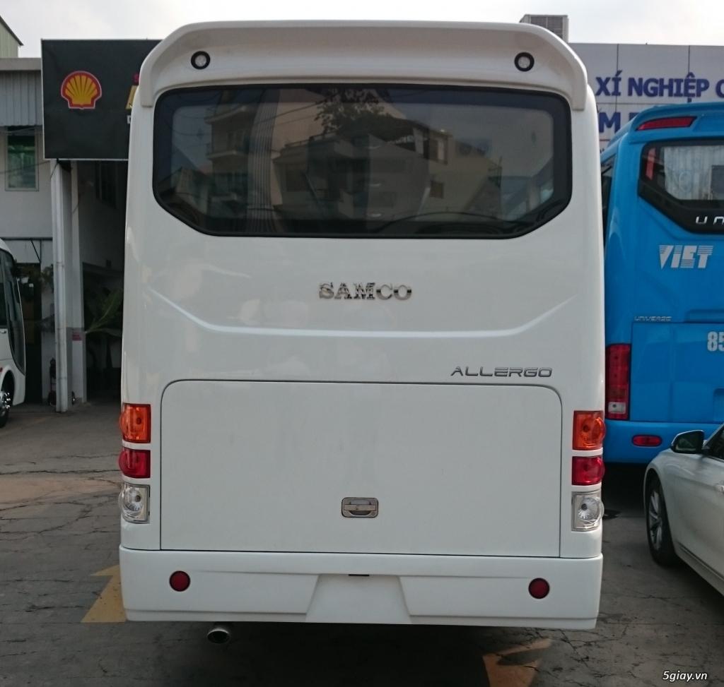 xe 29 chỗ samco-isuzu giá chính hãng tại nhà máy ôtô củ chi. - 13