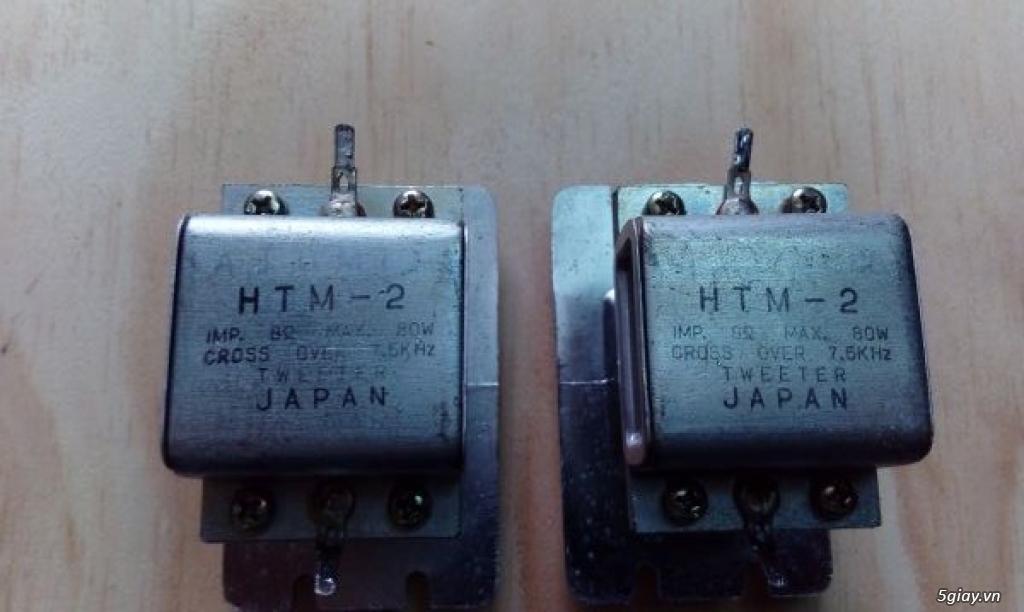 Bán Củ Loa Rời: Bass, treble, kèn, còi, các loạihàng nội địa Nhật   Mỹ..