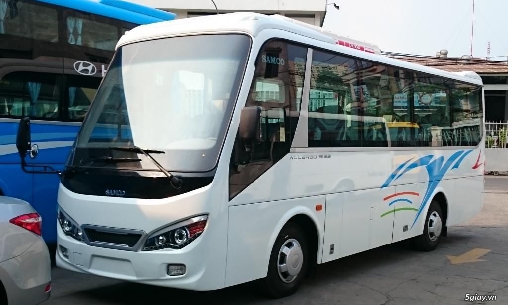xe 29 chỗ samco-isuzu giá chính hãng tại nhà máy ôtô củ chi. - 12