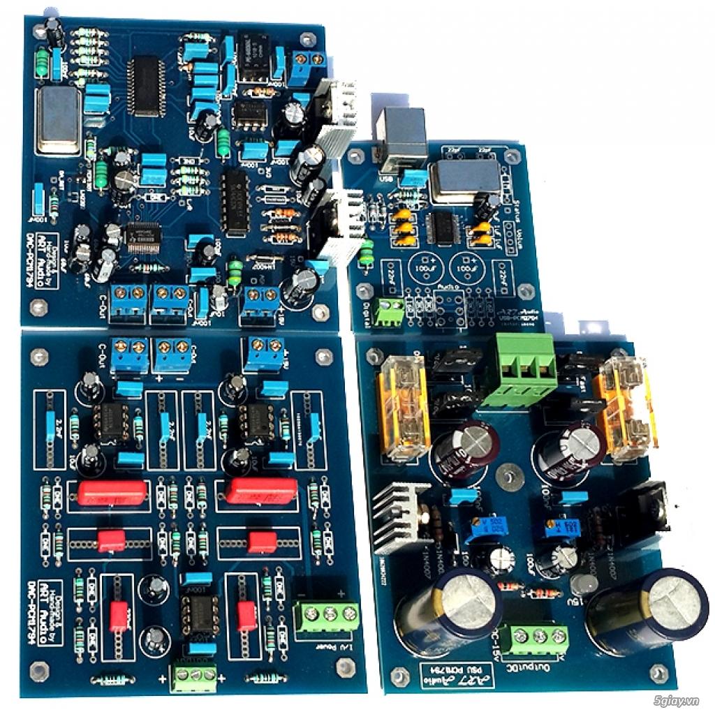 Linh kiện điện tử, PCB và DIY kit cho High-end Audio . ART Audio - 18