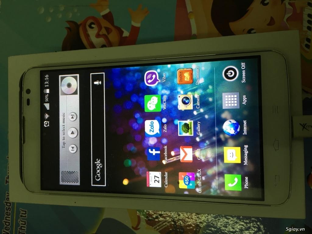 LG G Pro Lite Dual D686 màu trắng