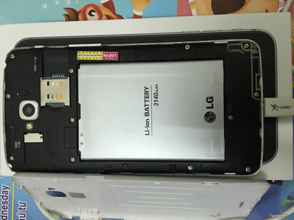 LG G Pro Lite Dual D686 màu trắng - 2