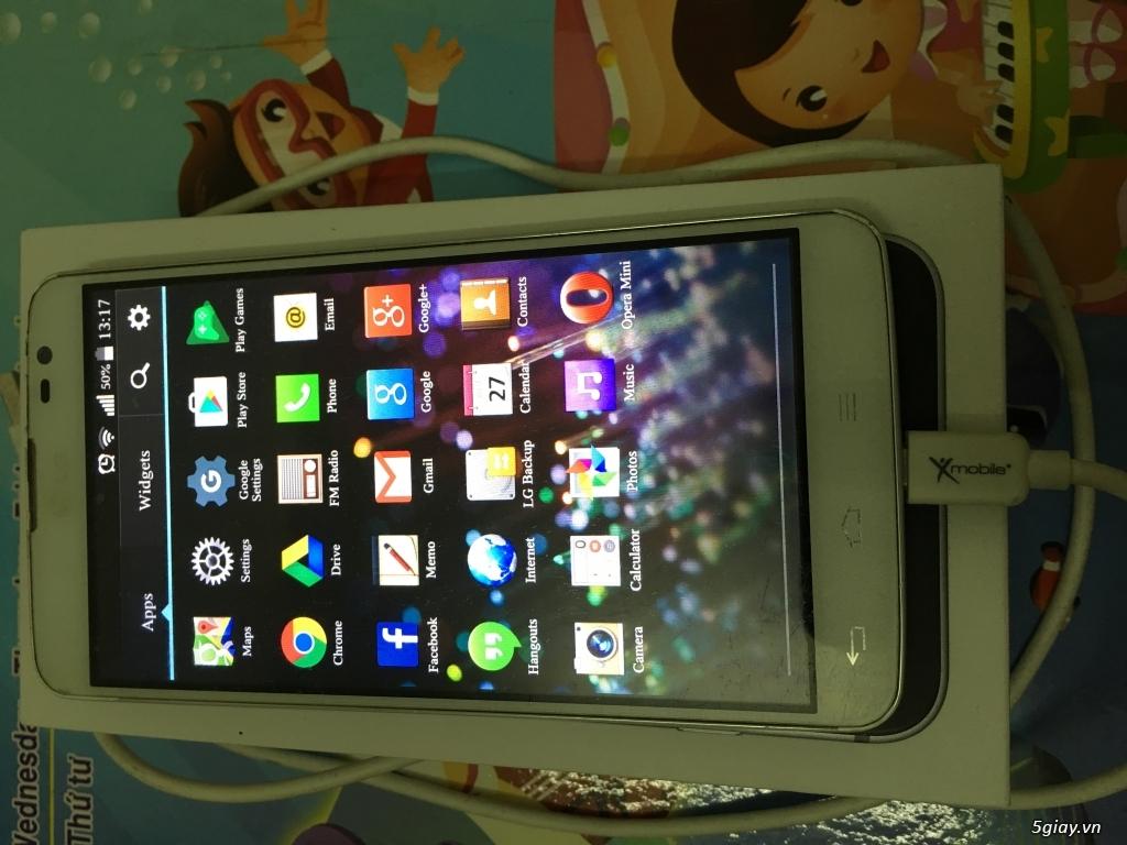LG G Pro Lite Dual D686 màu trắng - 3