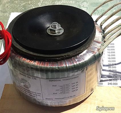 Linh kiện điện tử, PCB và DIY kit cho High-end Audio . ART Audio - 9