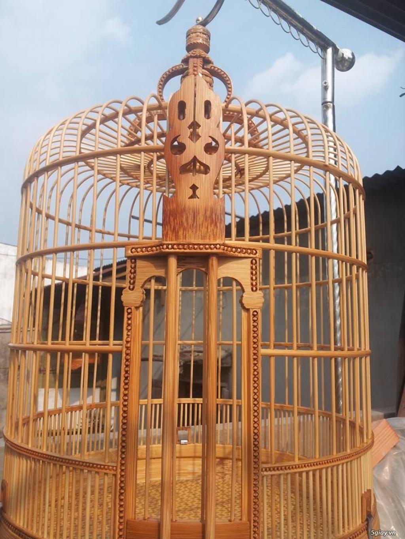Nhận Làm Lồng Chim Hàng Đặt - 6