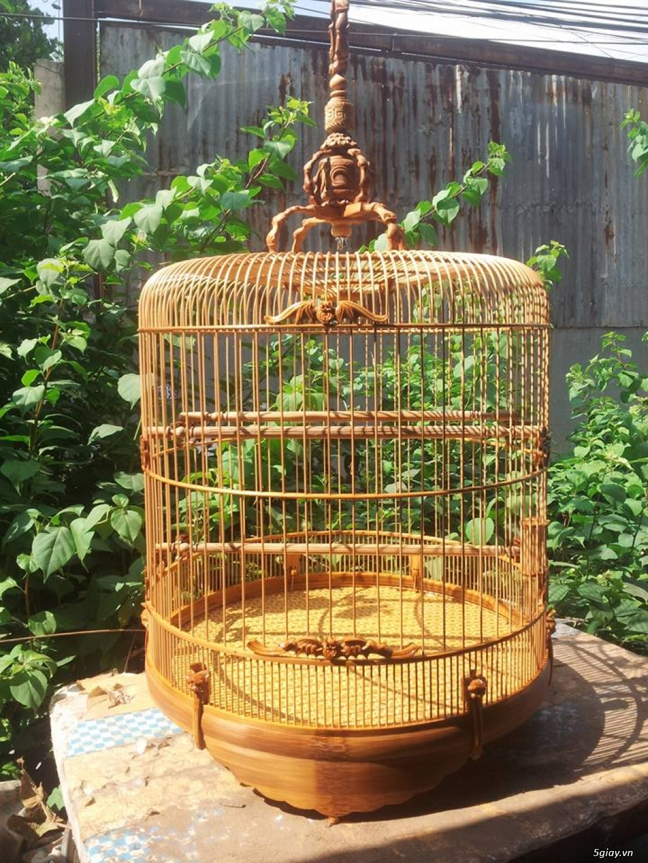 Nhận Làm Lồng Chim Hàng Đặt - 2