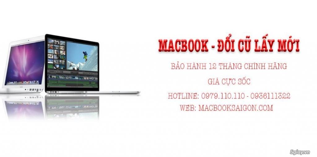 MacBook Pro Retina = MacBook Air = new 99% = Bh 12 Tháng = Xài Thử 30 ngày - 1
