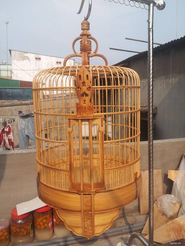 Nhận Làm Lồng Chim Hàng Đặt - 9