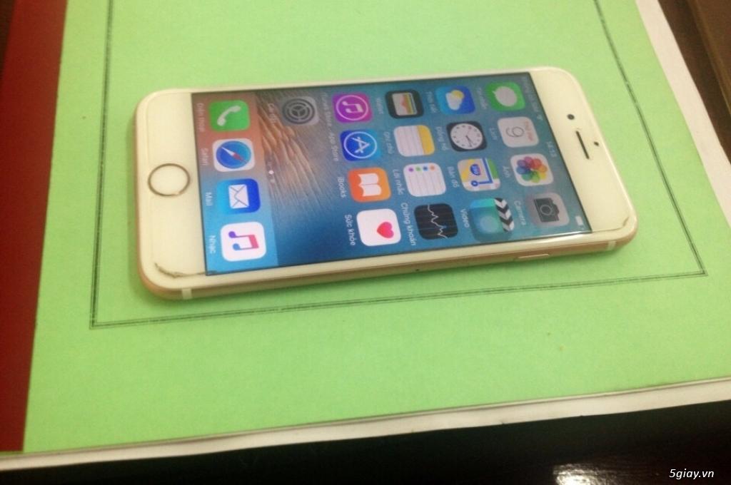 Iphone 6s, 16gb, màu hồng, còn bh, máy full phụ kiện!!! - 6
