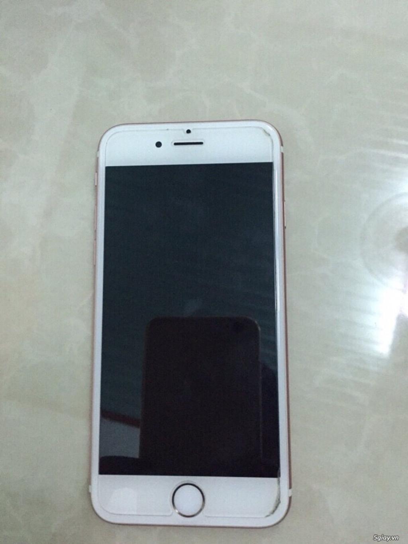 Iphone 6s, 16gb, màu hồng, còn bh, máy full phụ kiện!!! - 1
