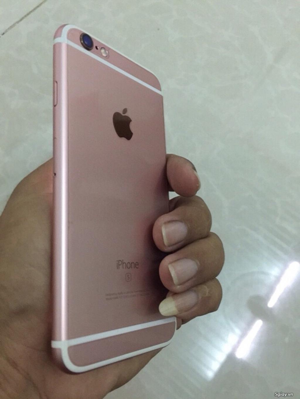 Iphone 6s, 16gb, màu hồng, còn bh, máy full phụ kiện!!! - 4