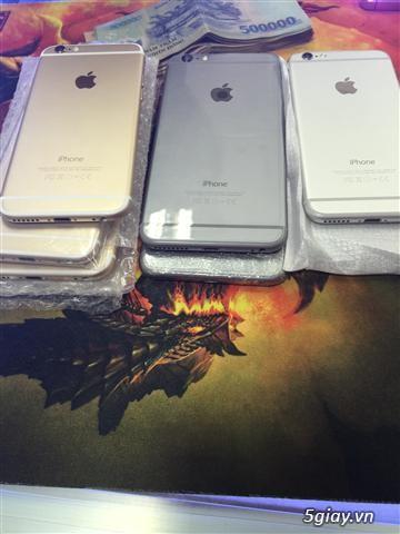 Iphone 6S,6S+,6,6+ giá sốc tận óc kèm nhiều KM khũng !!!!! - 37
