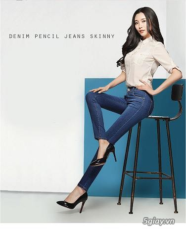 Cách chọn mua quần Jean nữ dáng suông đẹp nhất bạn chắc chắn muốn sở hữu