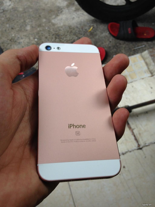 iphone 5 32gb quốc tế màu SE giá tốt cho mọi nhà