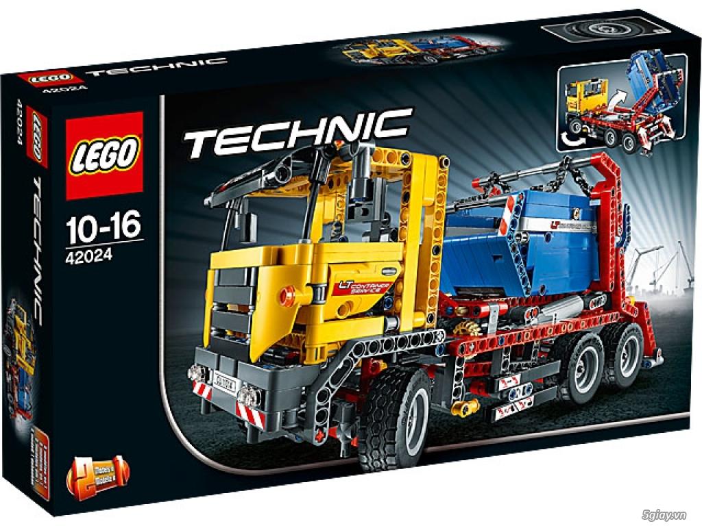 [HCM] Lego Chính Hãng - Giá tốt - 24