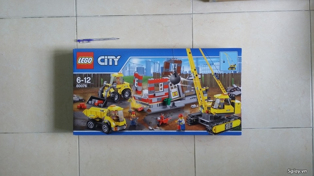 [HCM] Lego Chính Hãng - Giá tốt - 9