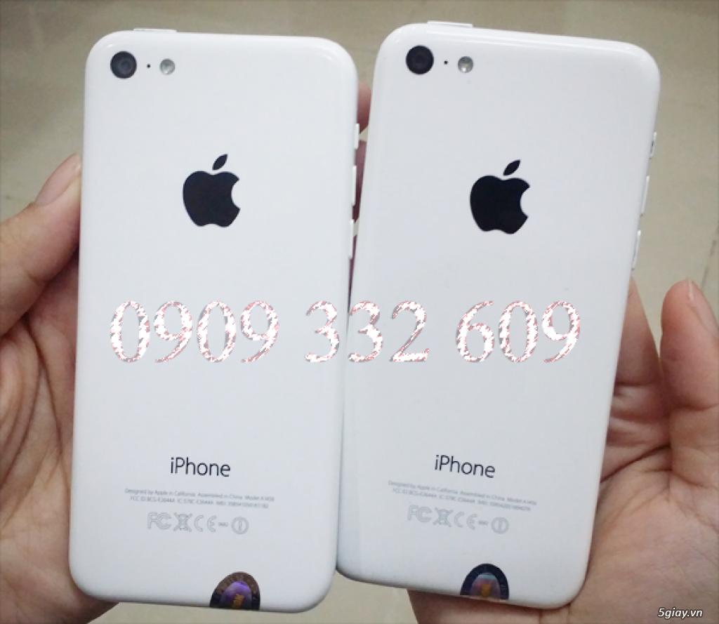 iPhone 5C LOCK Zin Đẹp Giá Cực Mềm Cho Anh Chị Em 5Giay - 4