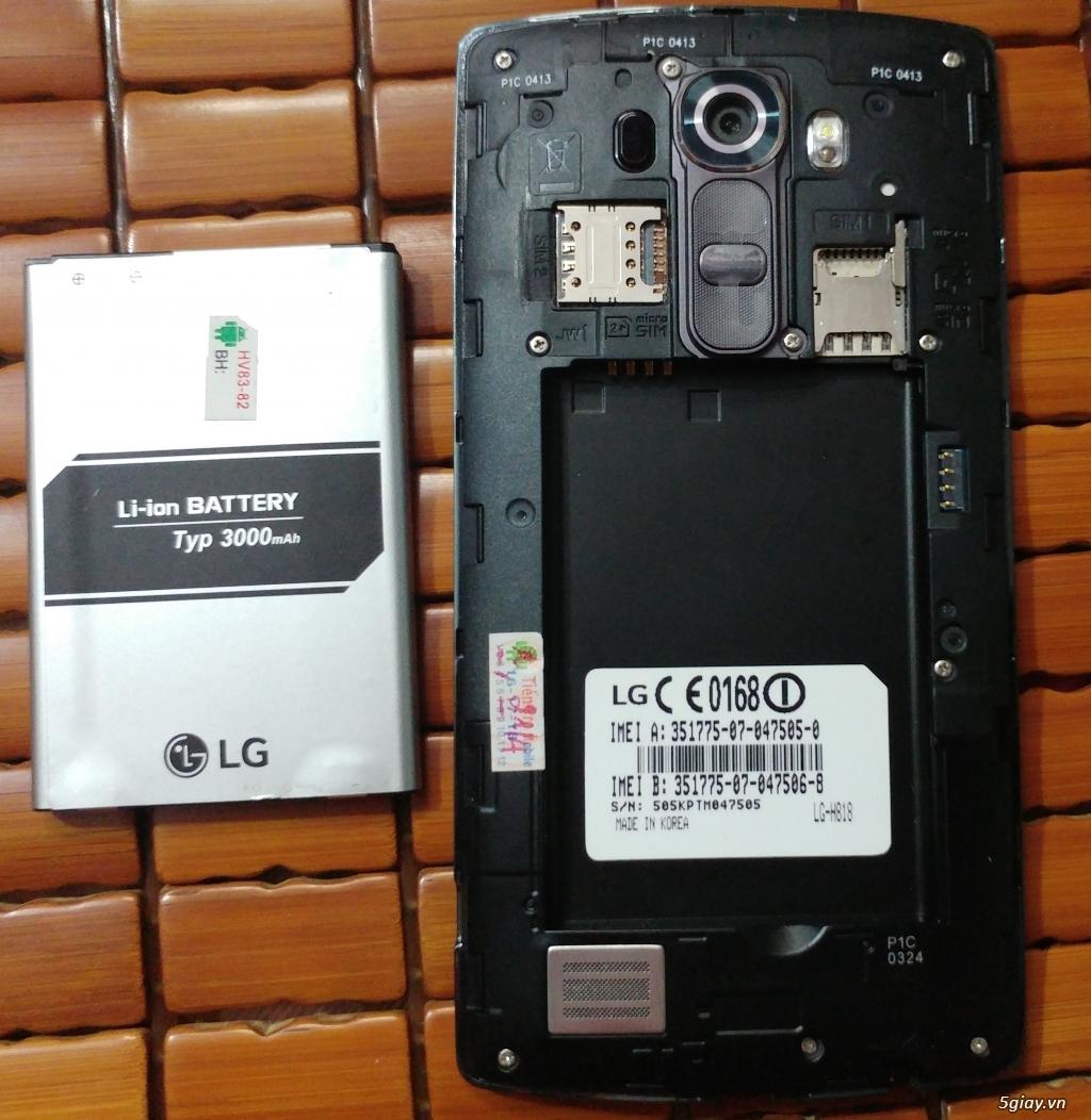 LG G4 (H818N) 2 sim, giá tốt đây !! - 1