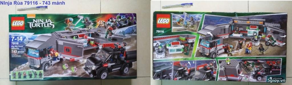 [HCM] Lego Chính Hãng - Giá tốt - 26