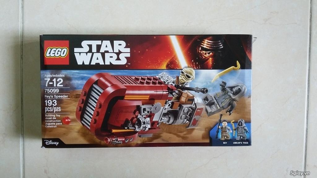 [HCM] Lego Chính Hãng - Giá tốt - 19