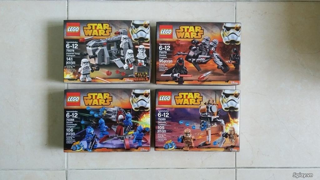 [HCM] Lego Chính Hãng - Giá tốt - 17