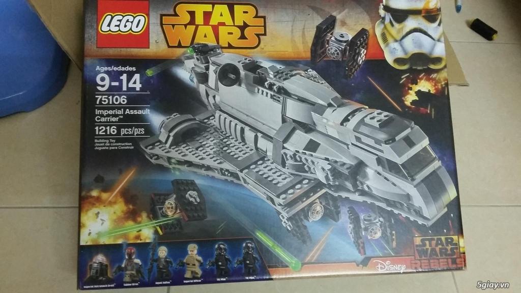 [HCM] Lego Chính Hãng - Giá tốt - 15