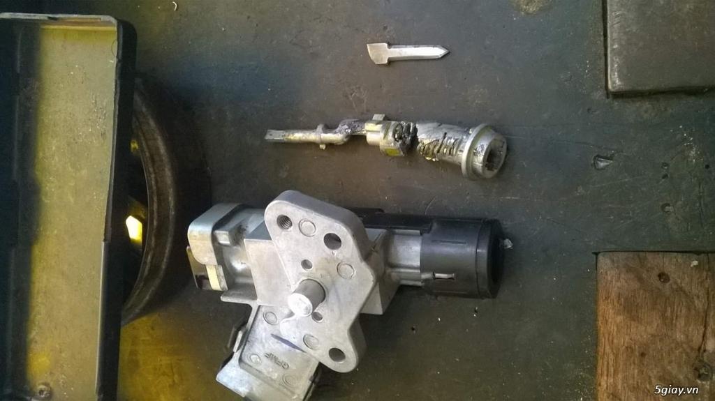 Chống đoãn chống trộm bẻ khóa xe máy