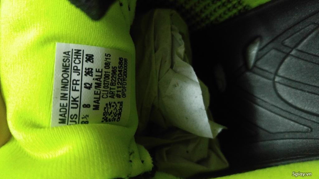 Bán nhanh 1 đôi ADIDAS CC Fresh 2m ( Green - no box 100% nguyên tag ) giá rẻ nhất có thể - 2