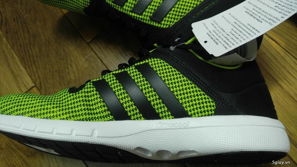 Bán nhanh 1 đôi ADIDAS CC Fresh 2m ( Green - no box 100% nguyên tag ) giá rẻ nhất có thể - 5