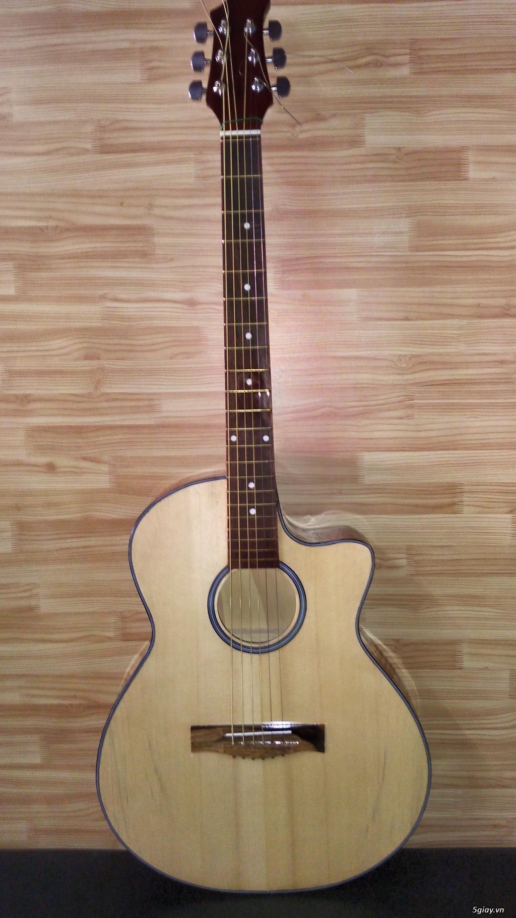 Guitar Song Hành Hóc Môn giá siêu cạnh tranh - 4