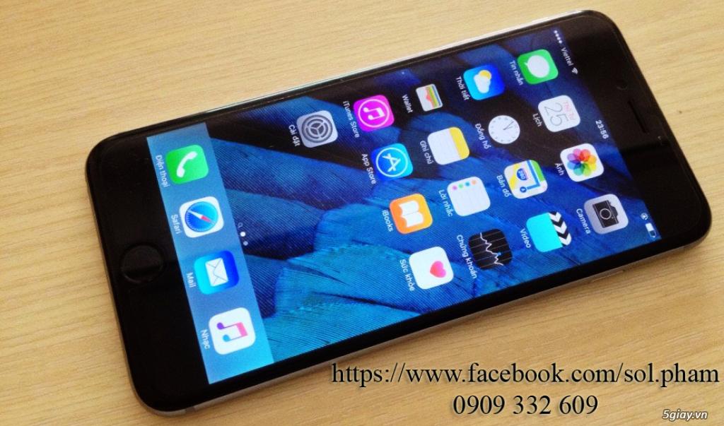 iPhone 6Plus Grey 64G Giá Cực Mềm ạ ! - 2