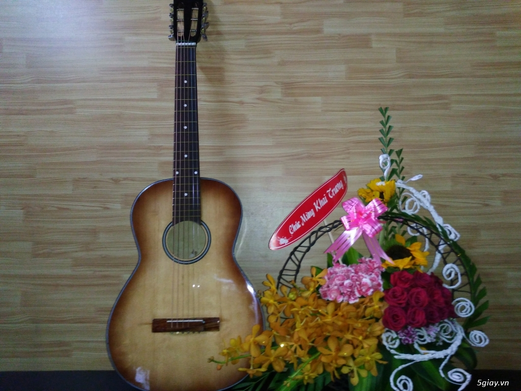 Guitar Song Hành Hóc Môn giá siêu cạnh tranh - 7