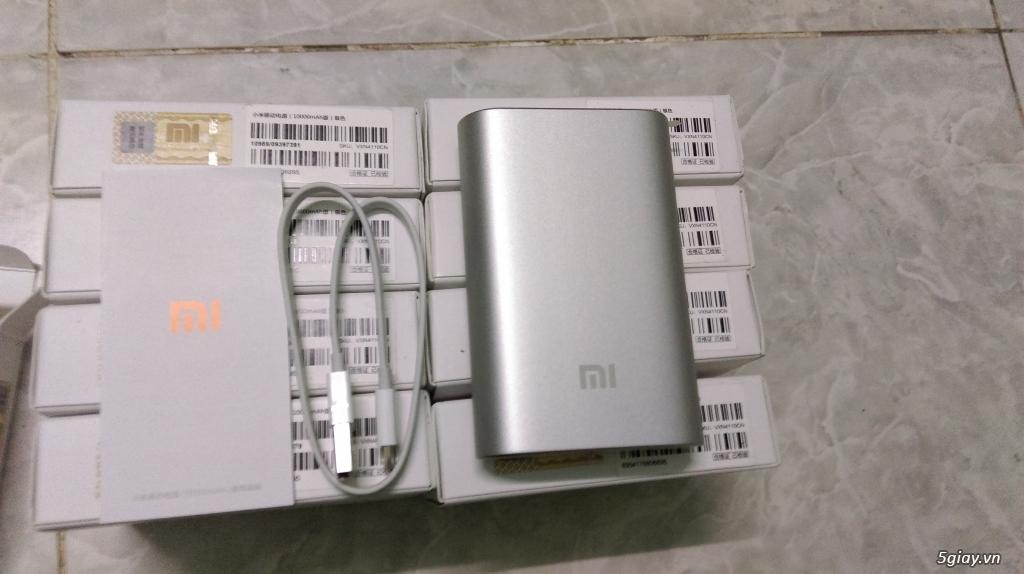 Pin dự phòng Xiaomi chính hãng giá sinh viên