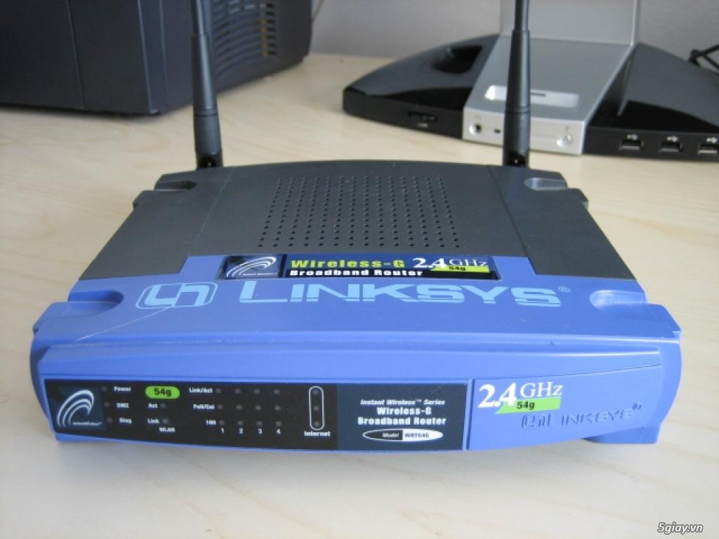 Dư dùng thanh lý 3 cái router tại Quận 1