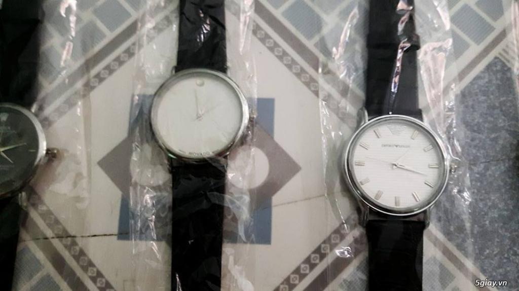 Đồng hồ thời trang nam nữ chỉ 90K - 2