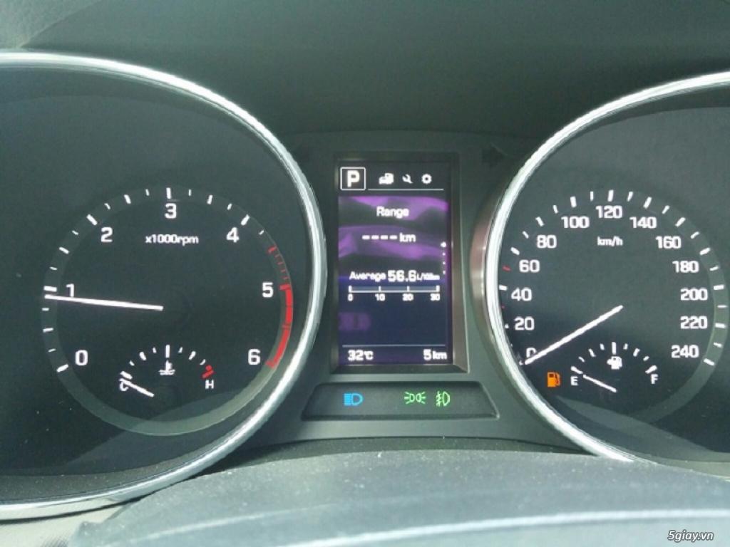 Hyundai Santafe 2.4MPI  bản đặc biệt FULL option - 3
