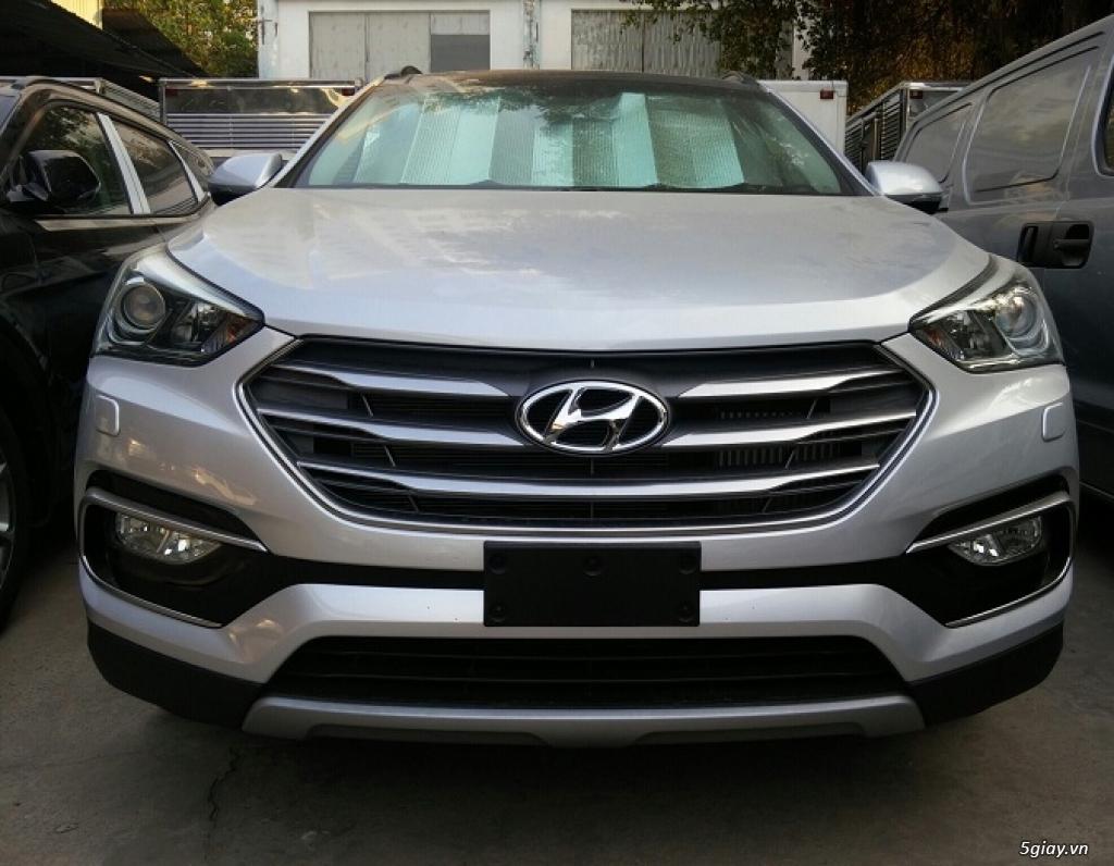 Hyundai Santafe 2.4MPI  bản đặc biệt FULL option