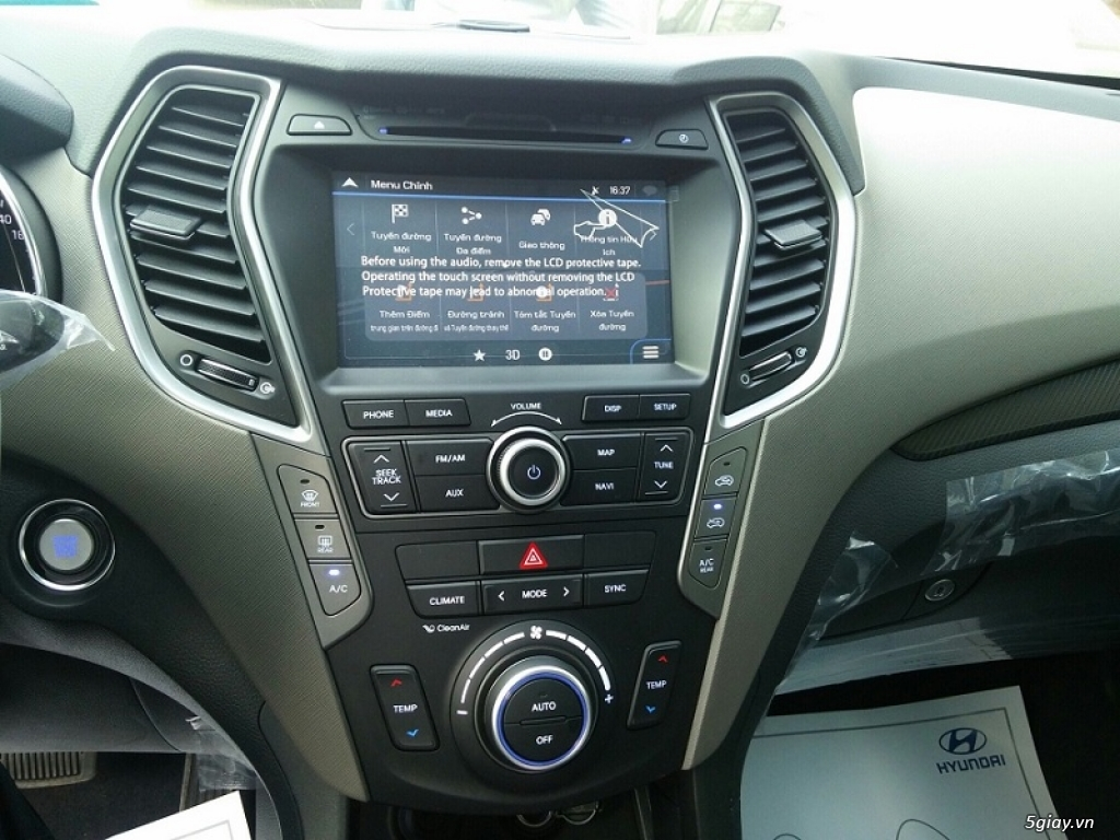 Hyundai Santafe 2.4MPI  bản đặc biệt FULL option - 5
