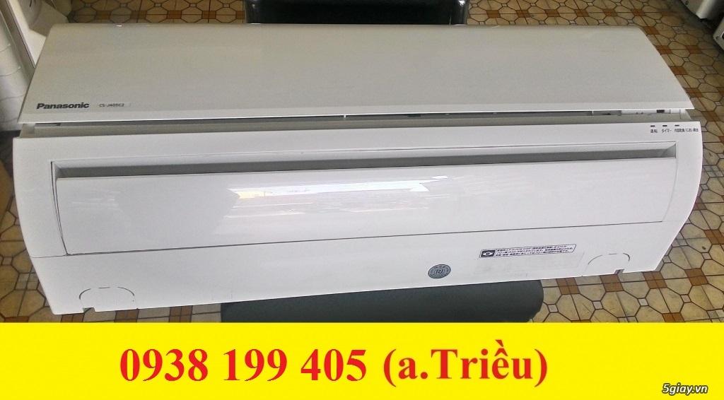 Máy lạnh Panasonic nội địa Nhật đời cao. - 4