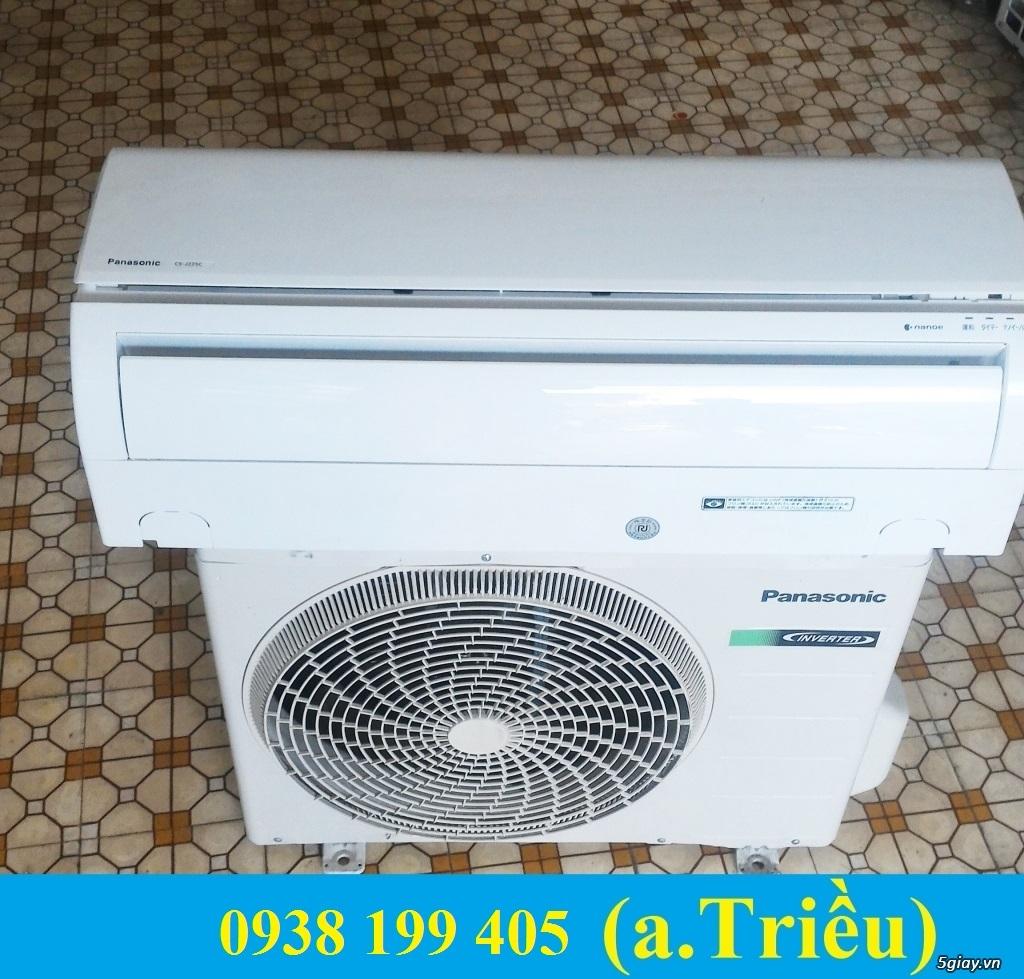 Máy lạnh Panasonic nội địa Nhật đời cao. - 3
