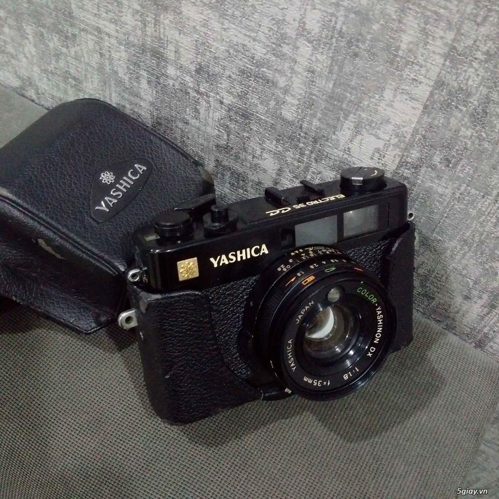 Bán một vài máy ảnh Film sưu tầm :Pentax spotmatic ,Yashica Electro 35cc,Retinette 1A Kodak - 12