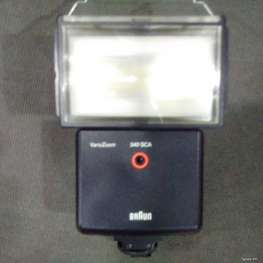 Bán một vài máy ảnh Film sưu tầm :Pentax spotmatic ,Yashica Electro 35cc,Retinette 1A Kodak - 8