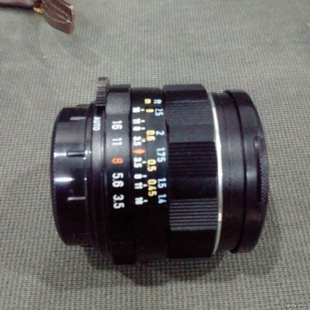 Bán một vài máy ảnh Film sưu tầm :Pentax spotmatic ,Yashica Electro 35cc,Retinette 1A Kodak - 5